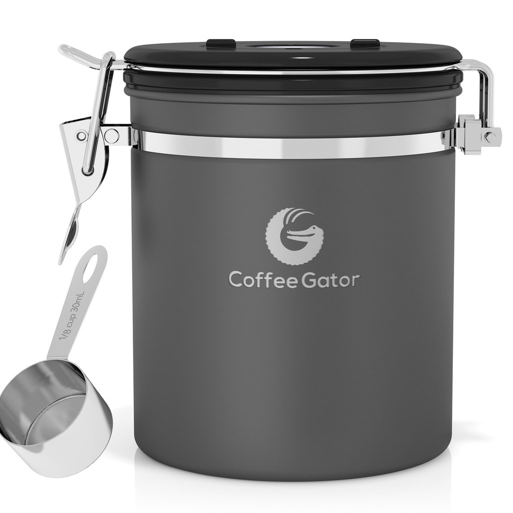 Coffee Gator Coffee Storage Canister