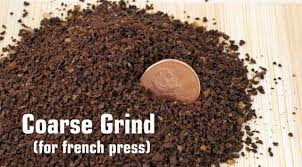 Coarse Grind for French Press Coffee