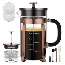 The French Press Equipment